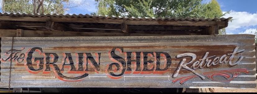 The Grain ShedRetreat