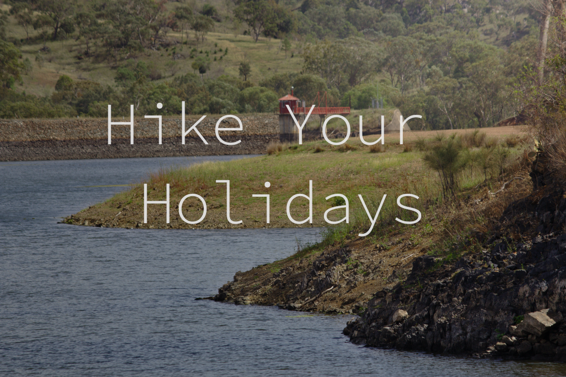 Hike your Holidays with Emma Walton Guiding, a nature guiding service of South East Queensland.